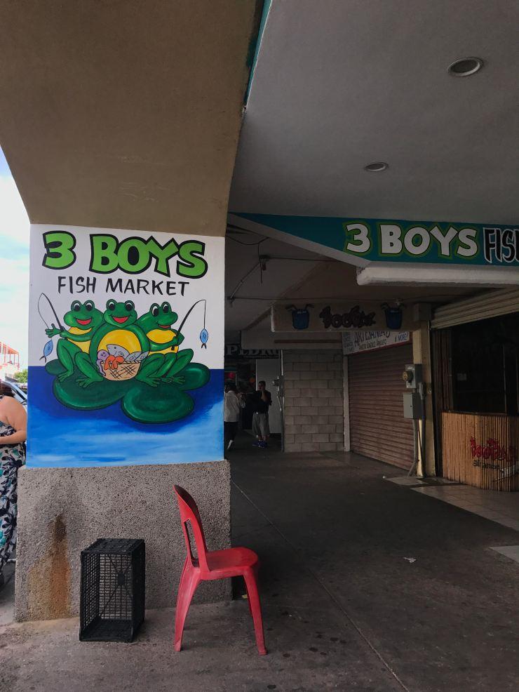 3boysfishmarket